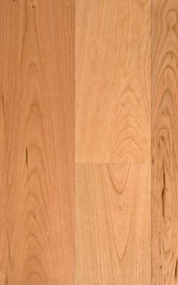 3/4&#034; x 5&#034; Natural American Cherry